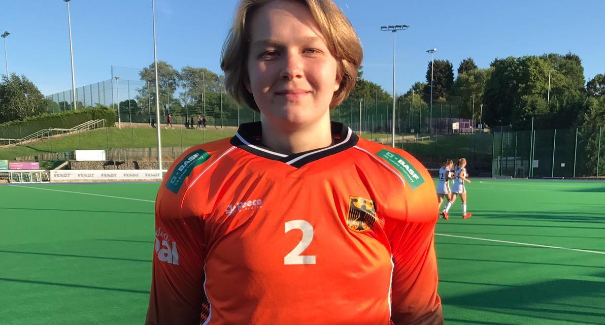 Anna Kilian und U21-Nationalteam werden EM-Dritter