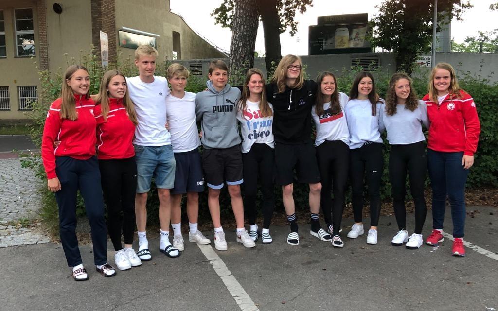 BHV-Teams qualifizieren sich für die Länderpokal-Endrunde