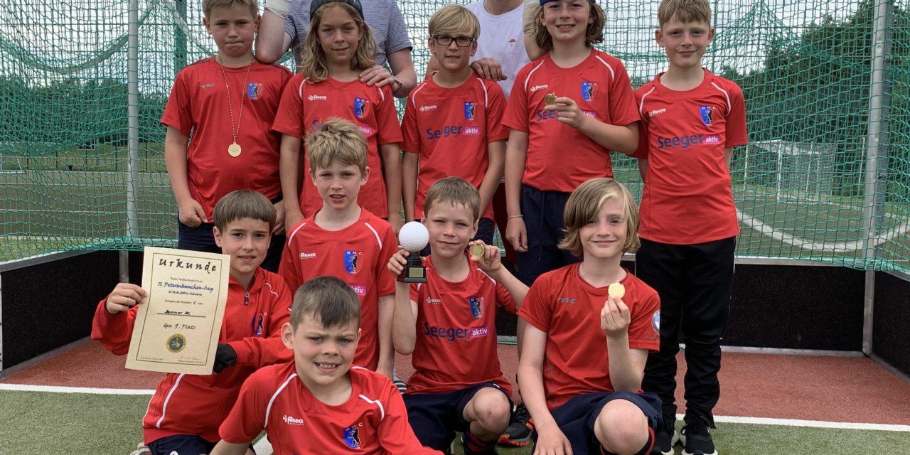 Knaben C gewinnen den Petermännchen Cup in Schwerin