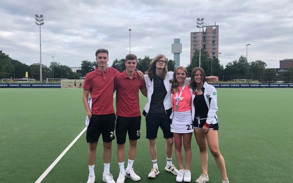 5 BHC-Akteure bei U16/U18-Sommerturnieren in Eindhoven dabei