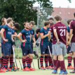 Herren bezwingen MSC und NHTC, Niederlage gegen TSV