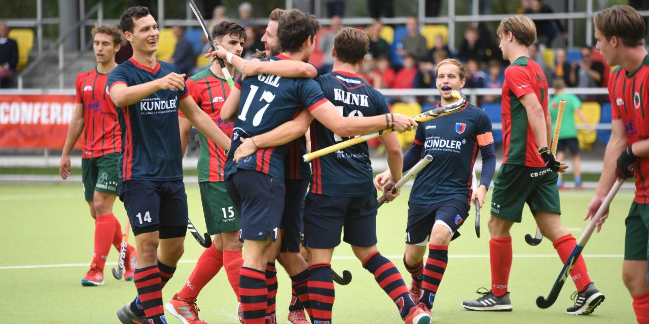 Saisonstart: 1. Herren holen 4 Punkte gegen Krefeld und Mülheim