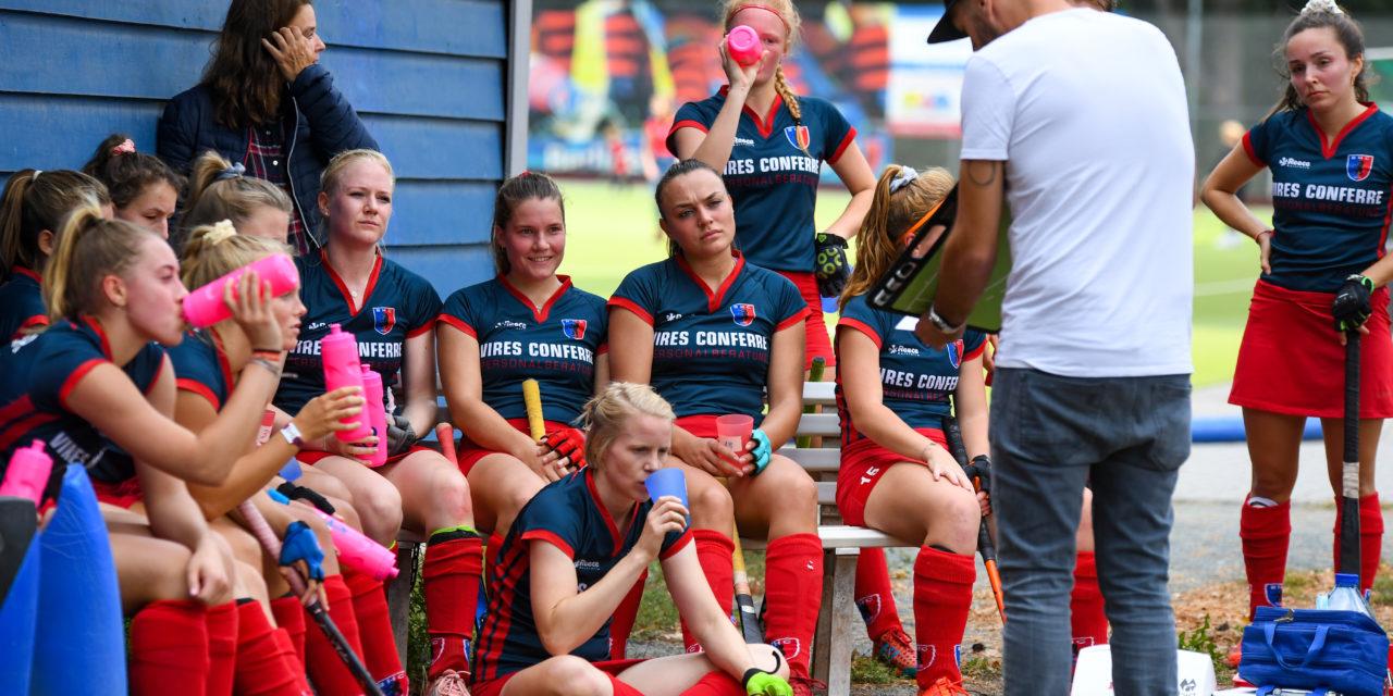 Damen-Derby gegen die Wespen, Herren spielen in Hamburg