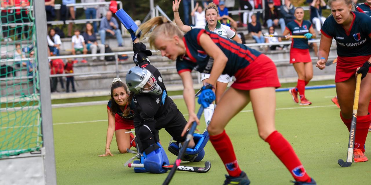 Damen verlieren jeweils mit 0:1 in Mannheim und München
