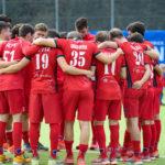 Herren wollen die Bundesliga-Hinrunde zuhause erfolgreich beenden