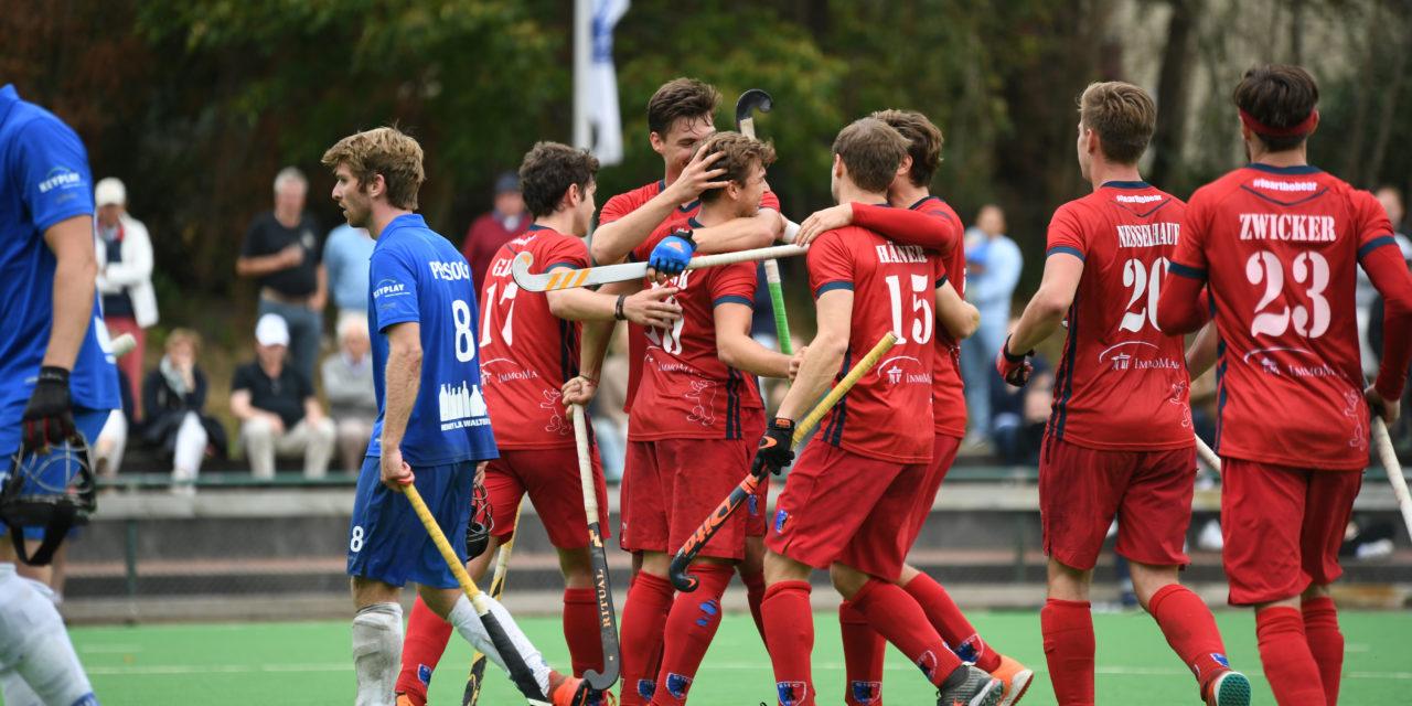 Herren spielen jeweils 2:2 in Nürnberg und Köln