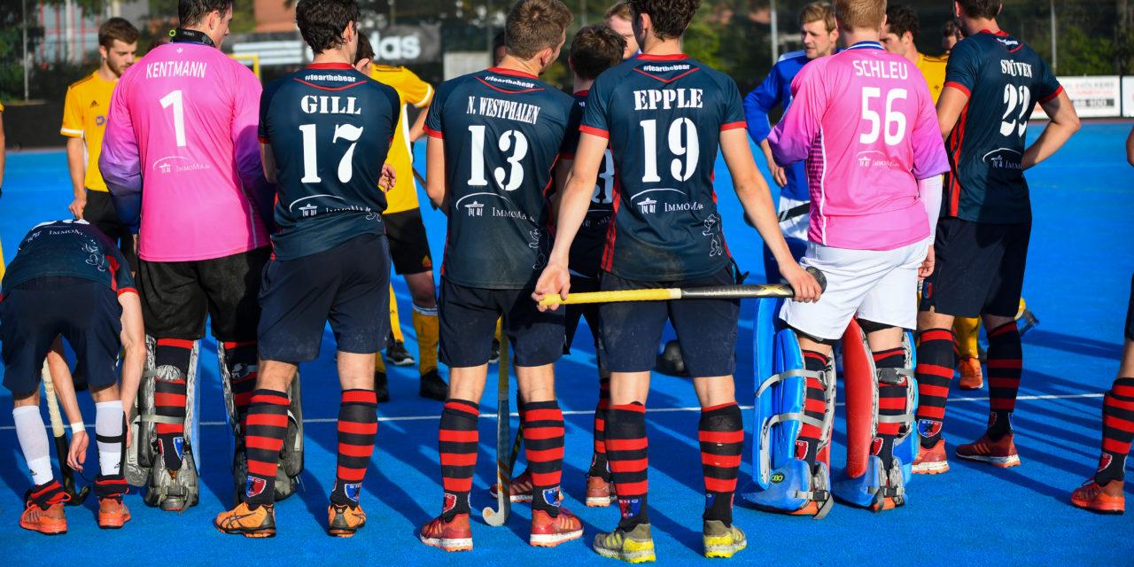 BHC-Teams treten auswärts in Mannheim, München und Hamburg an
