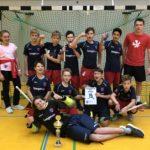 Knaben B II gewinnen Turnier in Celle