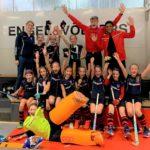 BHC Mädchen C rocken die Hansestadt