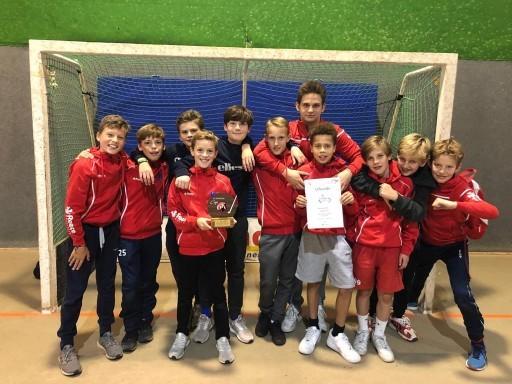 DTV Ellenriede-Cup Sieger 2019, Knaben B: Der Berliner HC