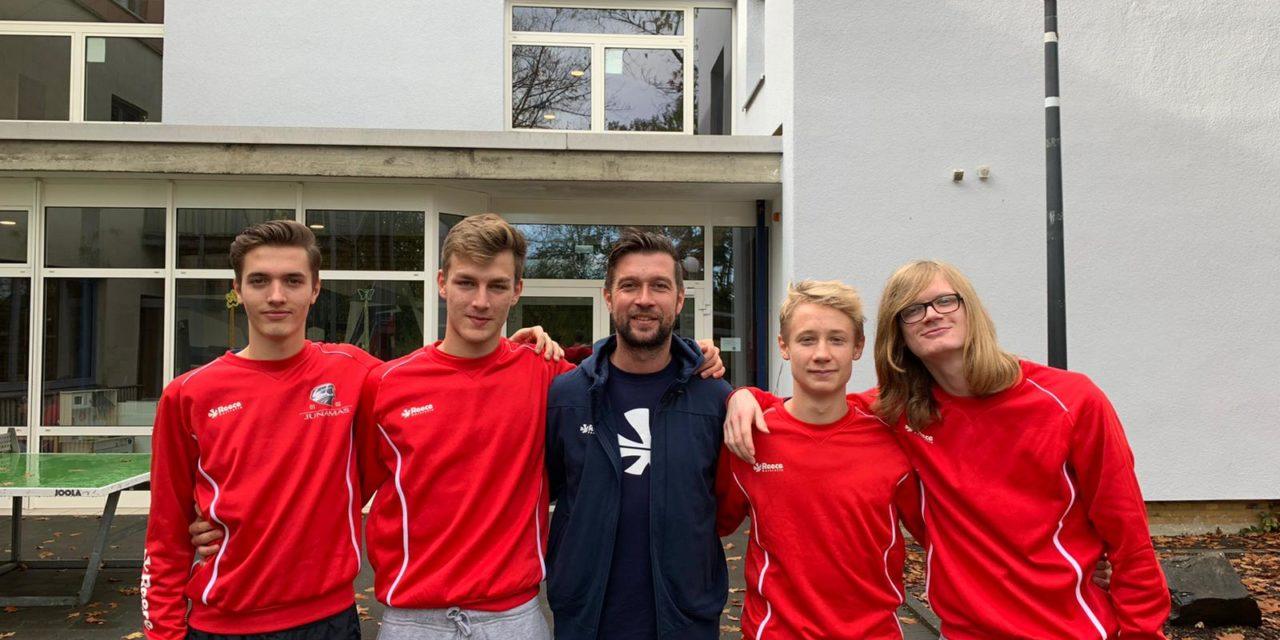 BHC-Nachwuchs wieder im Einsatz für die Nationalteams