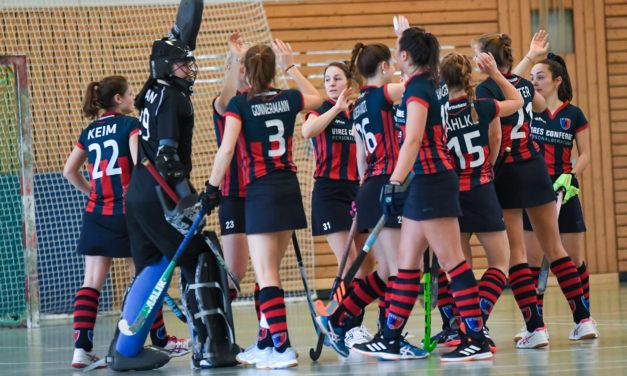 Damen beenden die Bundesliga Ost ohne Punktverlust