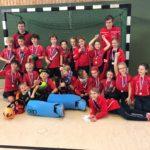 Knaben D gewinnen Turnier beim MTV Celle