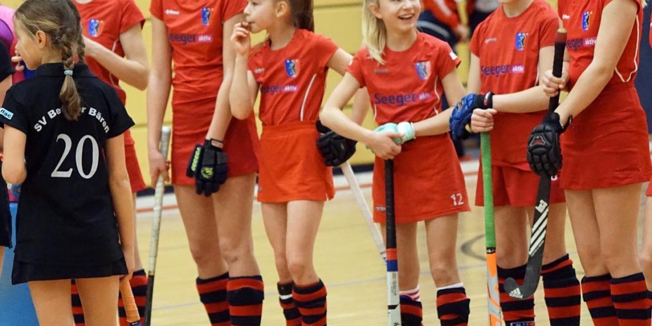 Mädchen B1 unterliegen dem BSC im Berliner Finale