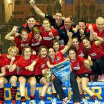 Der BHC führt die ewige Hallen-Bundesliga-Tabelle der Damen an