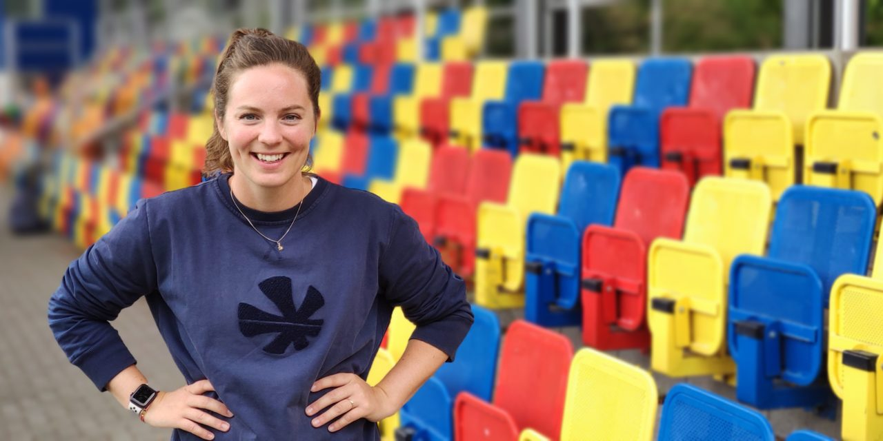 Marit van Luttervelt übernimmt die Koordination des Mini-Bereichs