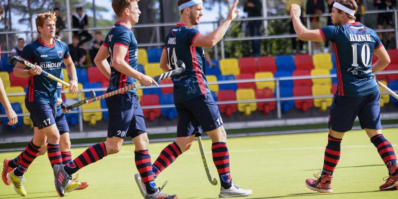 Herren besiegen Flottbek mit 7:0, Niederlage gegen HTHC