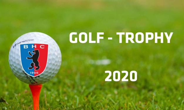 Golf-Trophy 2020