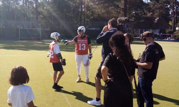 KIKA LIVE stellt unsere Lacrosse-Abteilung vor