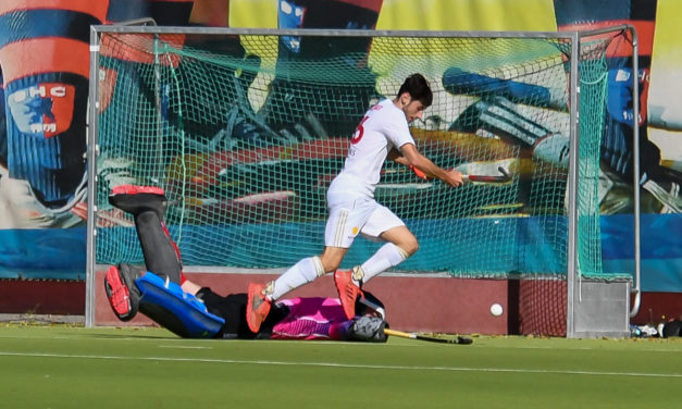 Herren besiegen NHTC mit 2:0, Niederlage in Köln