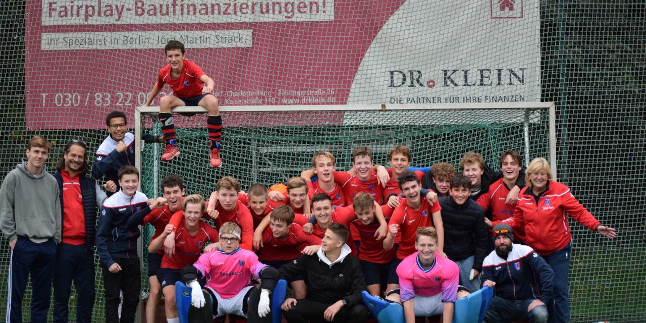 Nachlese zur Berliner Meisterschaft der mJB