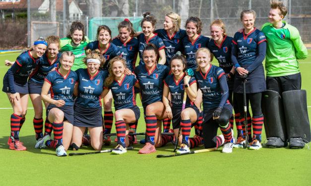 Damen gewinnen Heimspiel gegen Mülheim, Niederlage gegen DHC