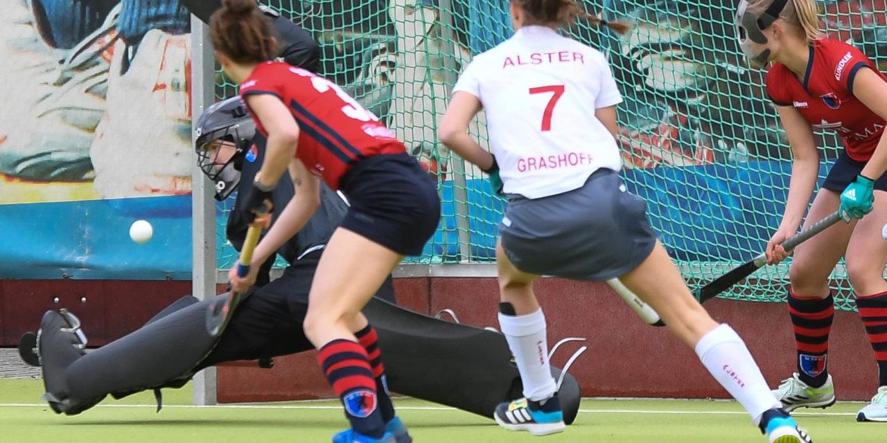 Viertelfinal-Aus: Damen unterliegen Alster auch im 2. Playoff-Spiel