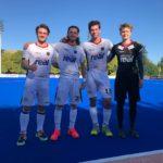 Dösch, Zwicker, Gill und Kilian mit den Nationalteams erfolgreich