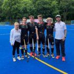 Vier BHC-Spieler überzeugen bei U19-Nationalmannschaft gegen Polen