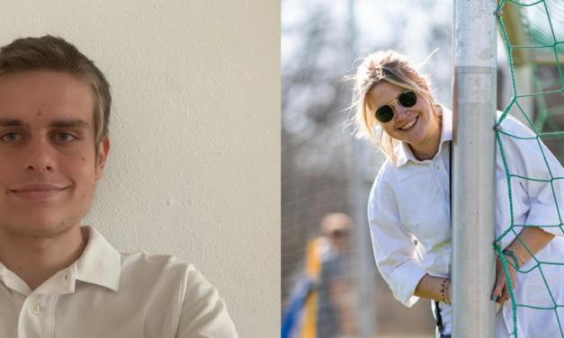 Julia Kalsbach und Carl Oldenburg kandidieren für das BHV Präsidium