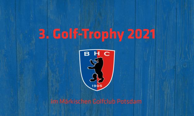 3. BHC Golf-Trophy