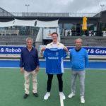 Moritz KENTMANN, Nicolas BORCHARDT UND Luca WILD VERLASSEN DEN BHC