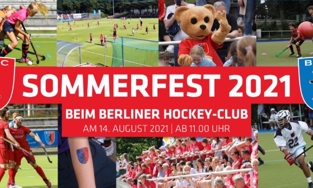 Sommerfest 2021