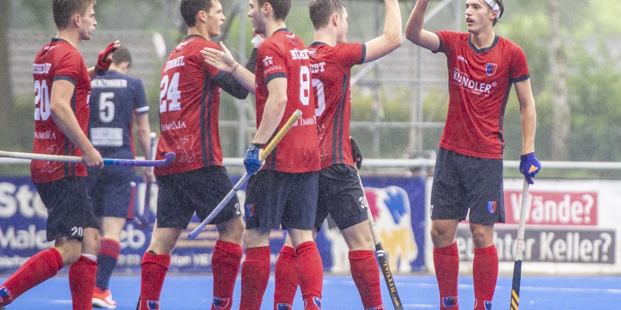 Herren holen Platz drei beim Liga-Cup gegen den MHC