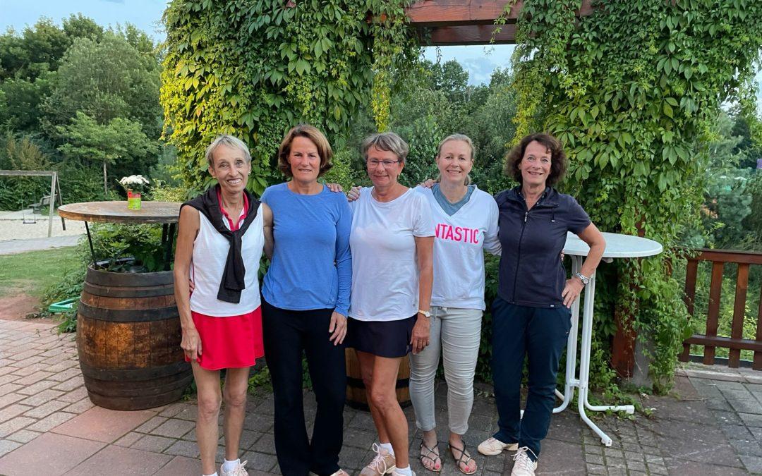 Damen 50 gewinnen gegen die Zehlendorfer Wespen