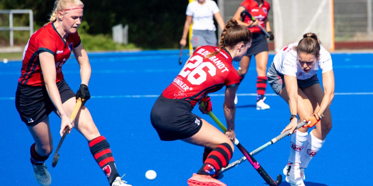 Damen spielen in Köln und Düsseldorf, Herren-Partie abgesagt