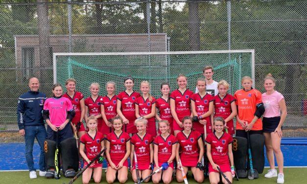 U14-Mädchen gewinnen Berliner und Ostdeutsche Meisterschaft