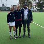 BHC international: FIH Pro League und U21 WM-Lehrgang