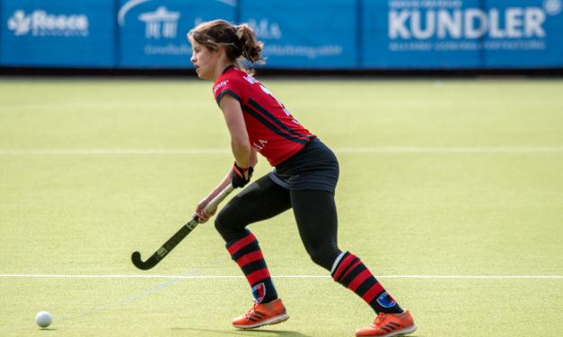 Weibliche U18 zieht ins DM-Finale gegen den UHC ein