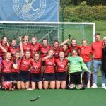 Weibliche U18 fährt selbstbewusst zur DM nach Hamburg