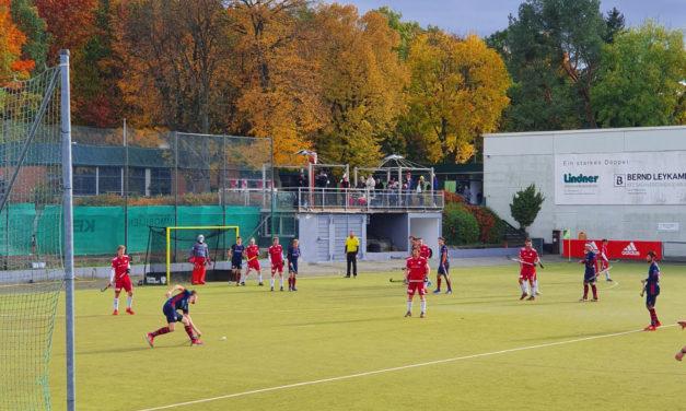 Herren gewinnen in Nürnberg mit 3:1 und sind wieder Staffel-Dritter